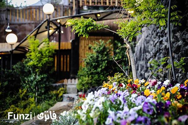 رستوران بیستون | رستوران فرحزاد