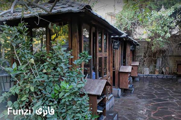 رستوران سپیدار | رستوران فرحزاد