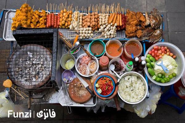 شکمگردی در خیابان سی تیر | جاهای دیدنی جنوب تهران