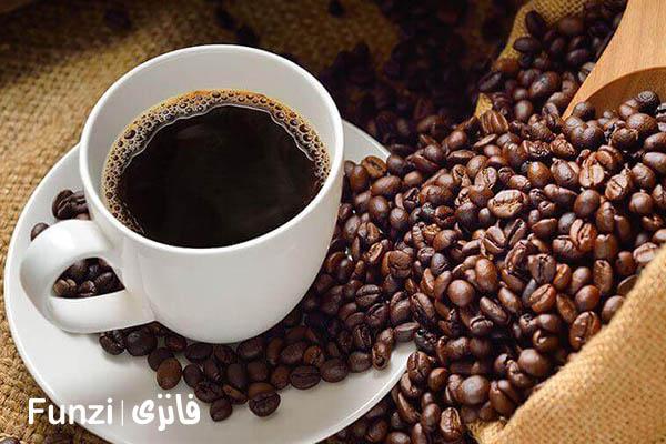 قهوه | یکی از سوغاتی های گرم و خوشمزه تهران
