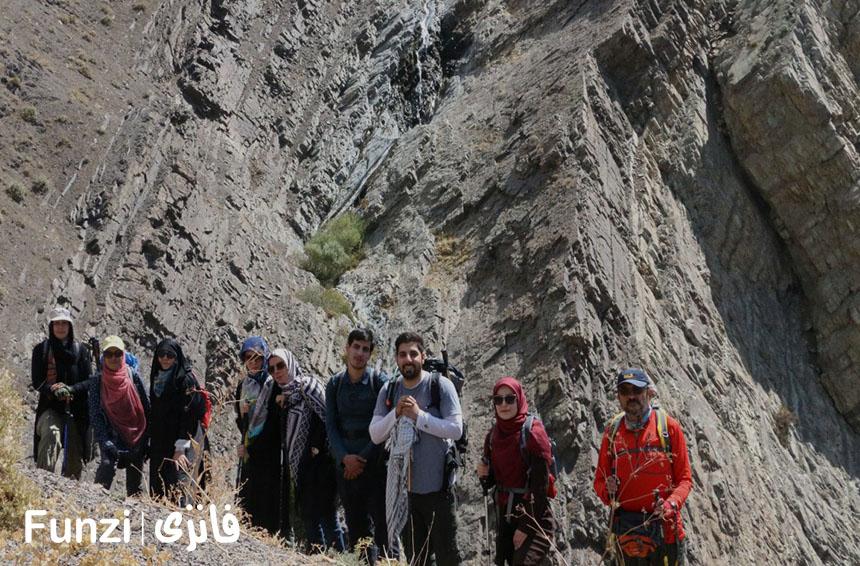 مسیرهای گلابدره برای رفتن به قله | گلابدره تهران