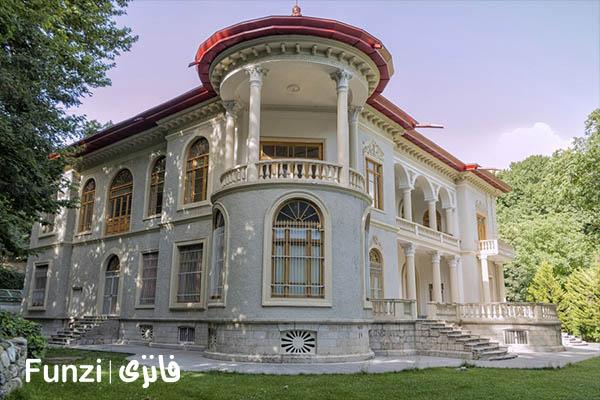 کاخ سعدآباد، یکی از جاهای دیدنی شمال تهران | جاهای دیدنی تهران
