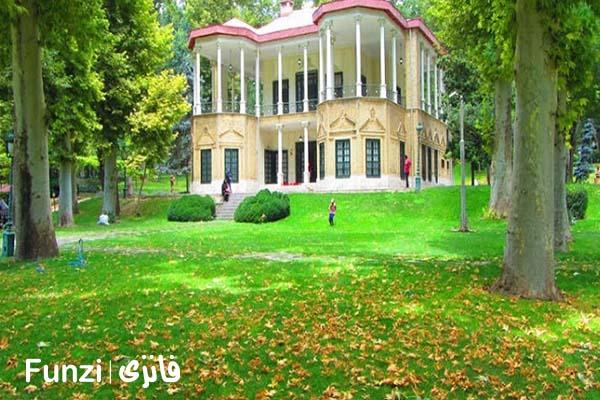 کاخ نیاوران، یکی از جاهای دیدنی نیاوران تهران | جاهای دیدنی تهران