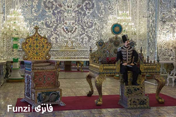 کاخ گلستان، یکی از جاهای دیدنی شمال تهران | جاهای دیدنی تهران
