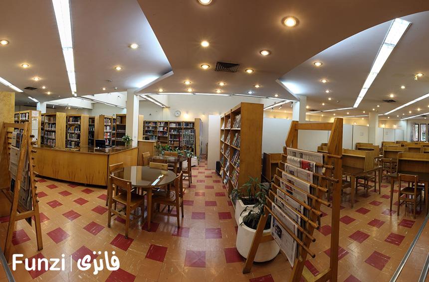 کتابخانه ارسباران