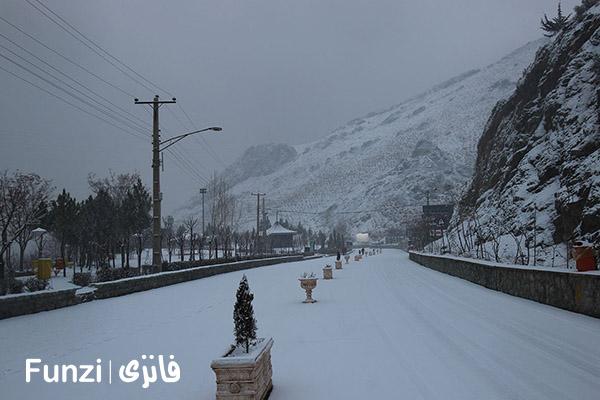 کوهستانهای تهران | جاهای دیدنی شمال تهران