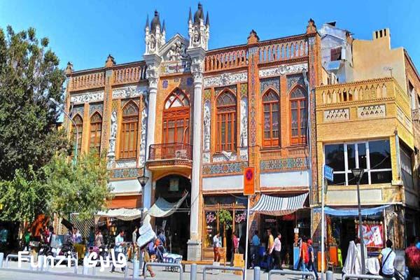 جاهای دیدنی و تاریخی تهران