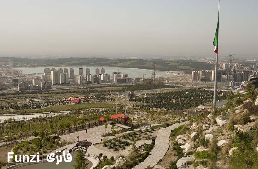 پارک جنگلی لتمال کن تهران