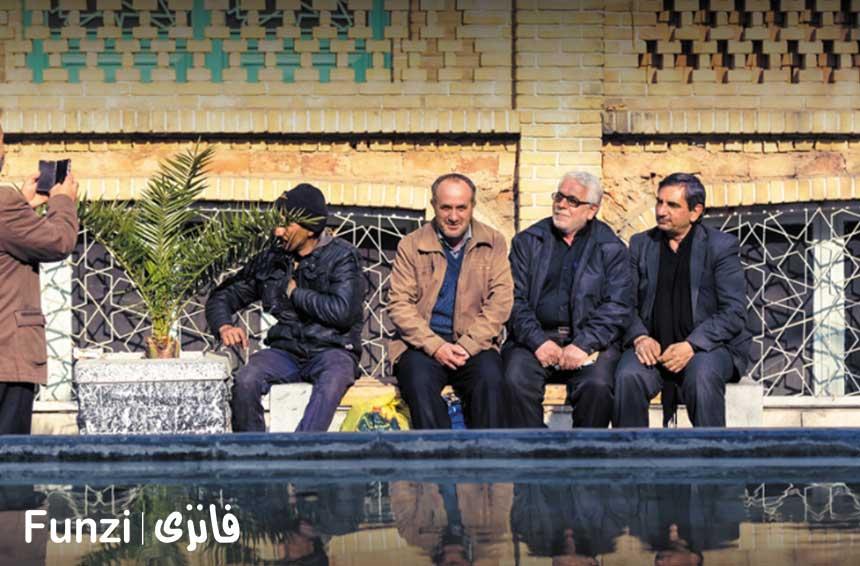 آدرس مسجد جامع بازار تهران