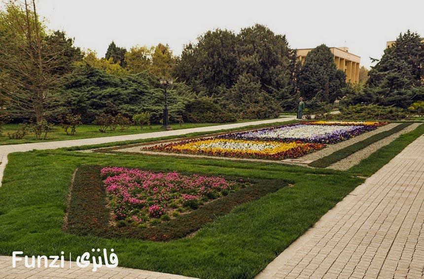 باغ گیاه شناسی در تهران
