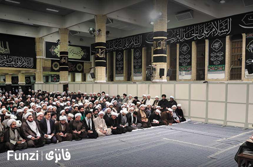 برنامه حسینیه امام خمینی تهران