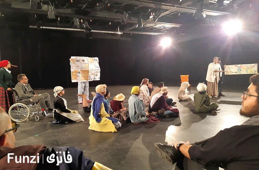 برنامه تالار مولوی تهران