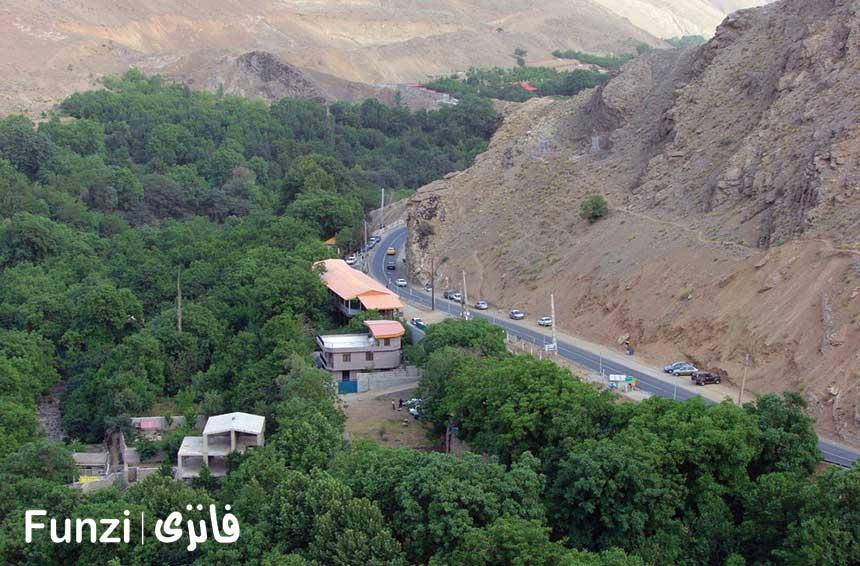 دره امامزاده داوود
