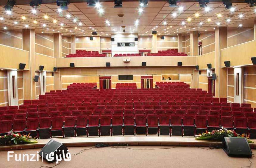 فرهنگسرای اندیشه تهران منطقه 7