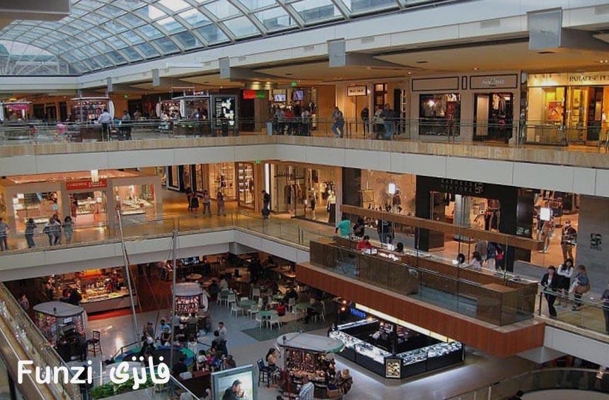 مرکز خرید تیراژه | پاساژ تیراژه