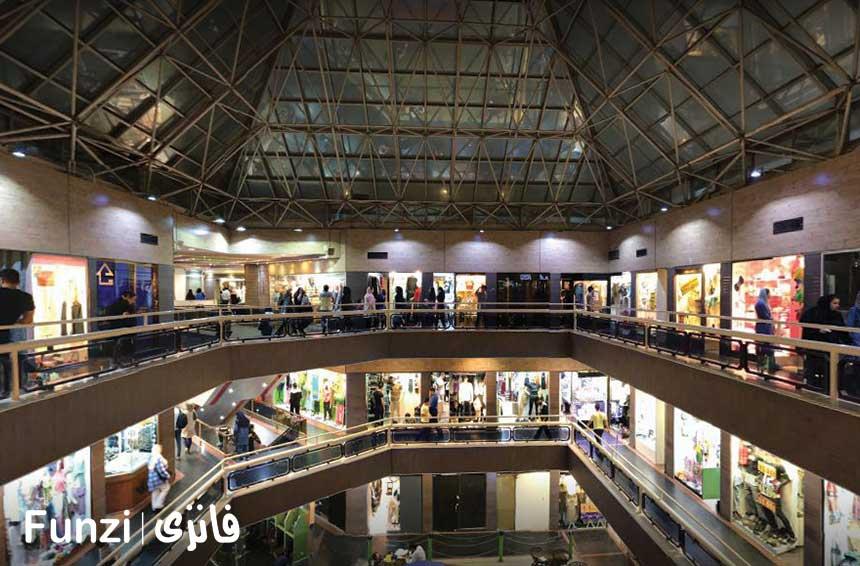 مرکز خرید گلدیس