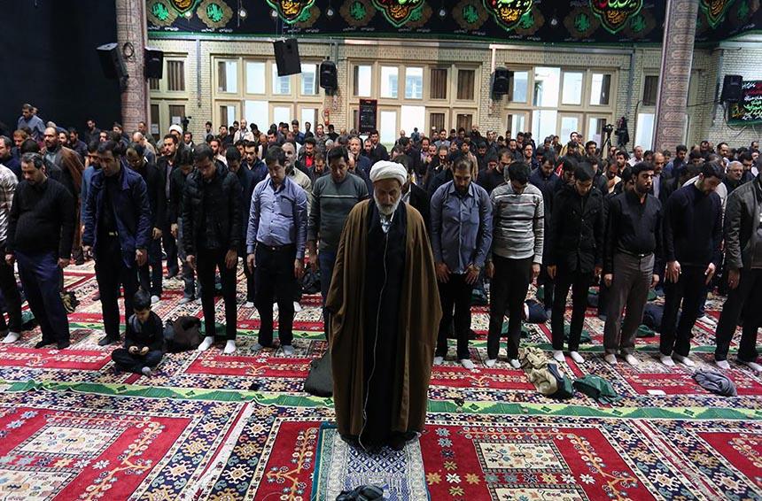 مسجد ارگ تهران