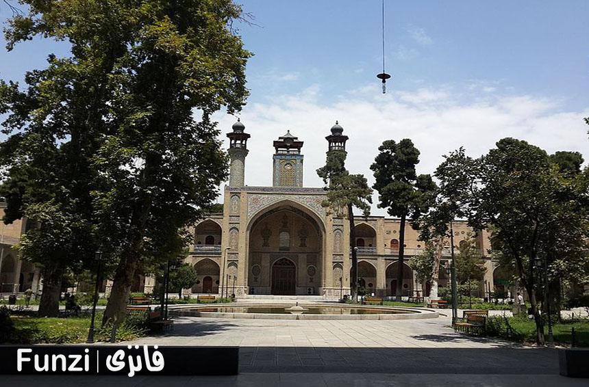 مسجد سپهسالار تهران