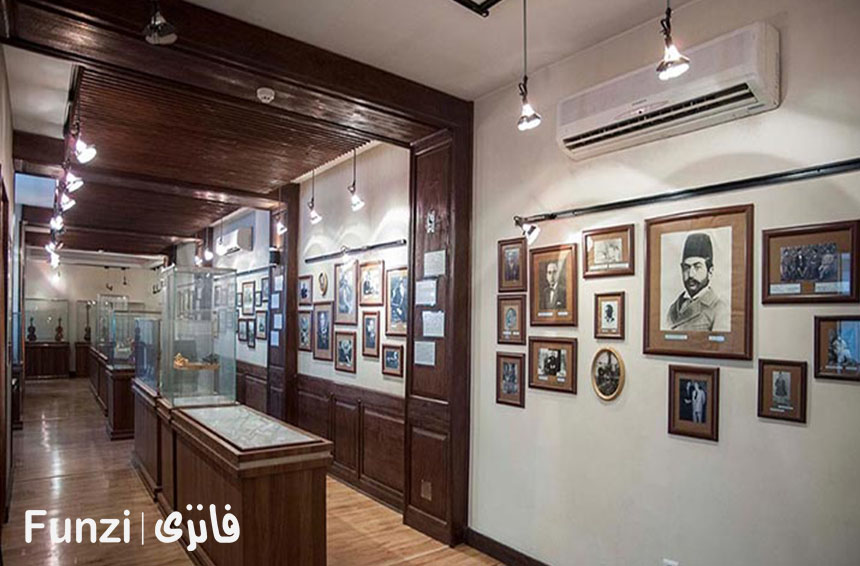 خانه موزه استاد صبا