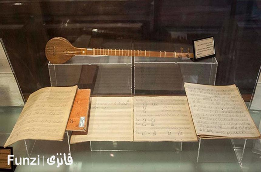 موزه استاد صبا تهران