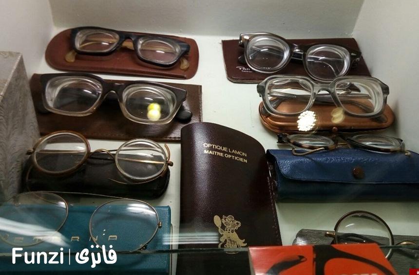 وسایل دکتر حسابی | خانه موزه دکتر حسابی