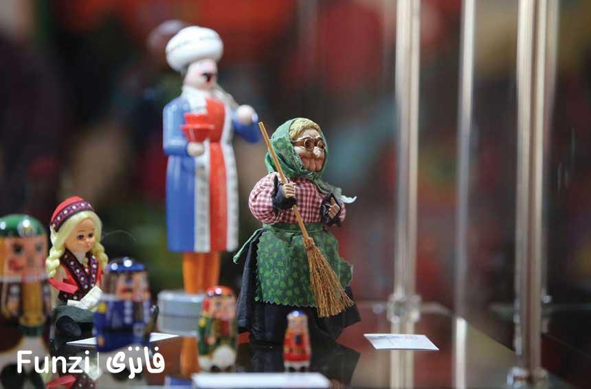 موزه عروسک ملل کجاست