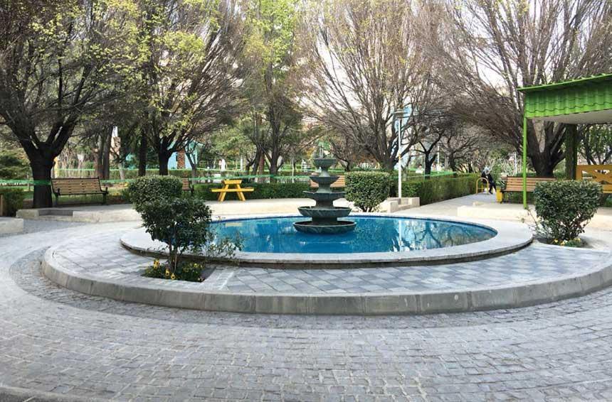 پارک قزل قلعه تهران