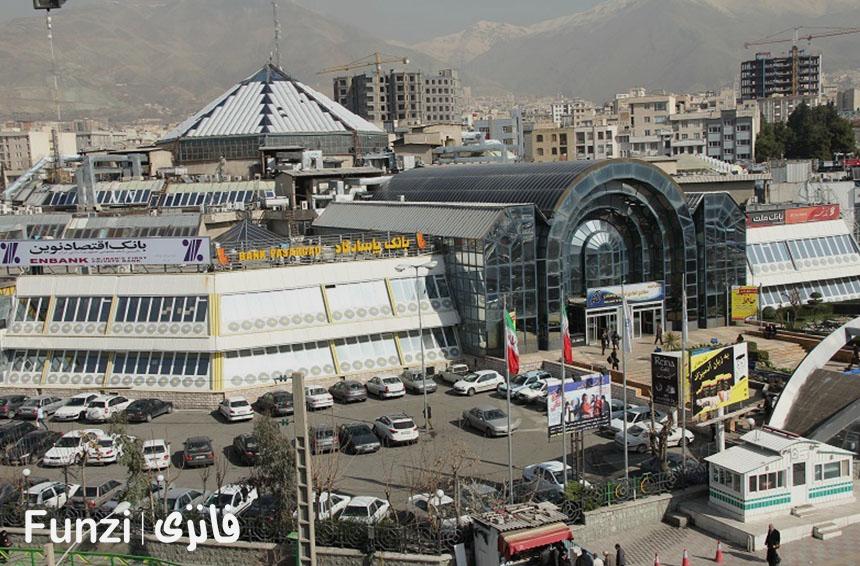 آدرس پاساژ بوستان تهران