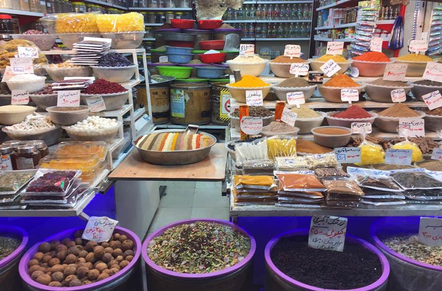 بازار شاه عبدالعظیم | بازار ری فانزی