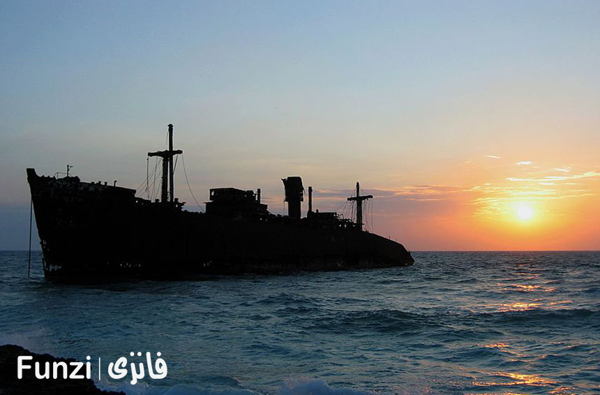 زیبایی های کشتی یونانی | funzi