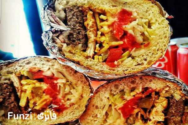 ساندویچ آرزو، یک سادویچ خوشمزه | فانزی