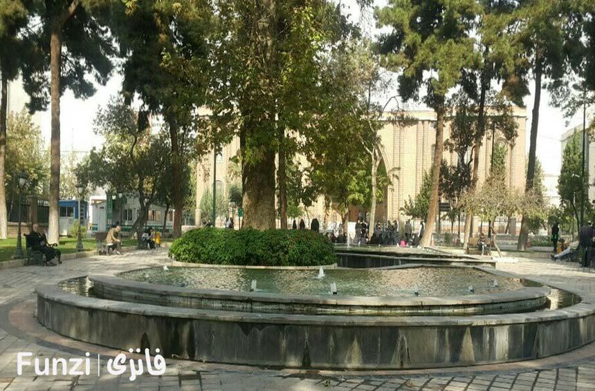 پارک معلم در منطقه 12 | فانزی