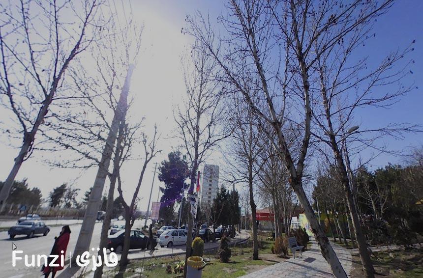 پارک هامون مهرشهر کرج | funzi