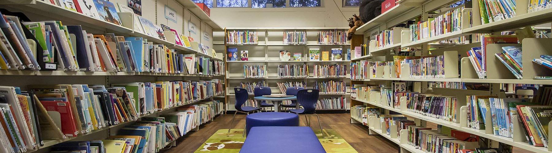 کتابخانه های منطقه 12 تهران