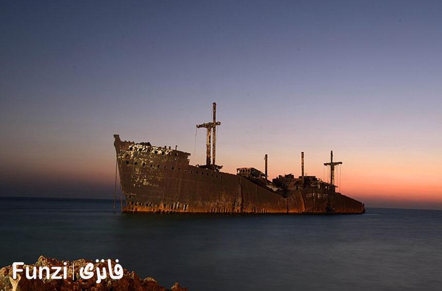 کشتی یونانی کیش شکست | فانزی