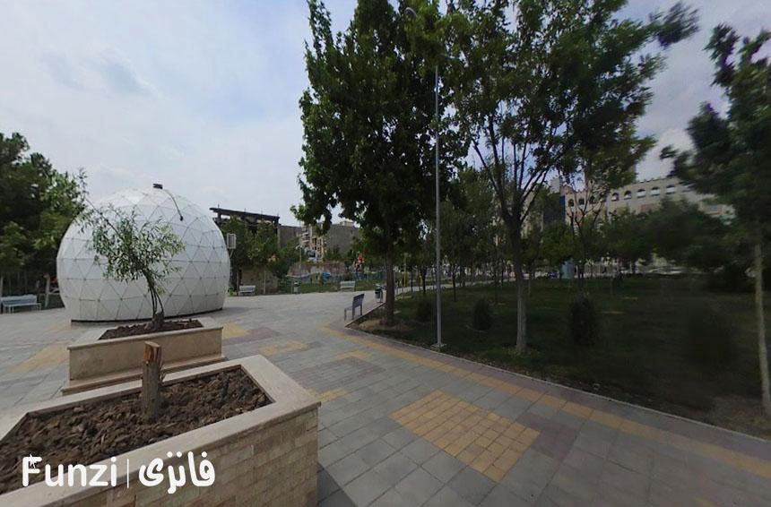 امکانات پارک نبوت کرج فانزی