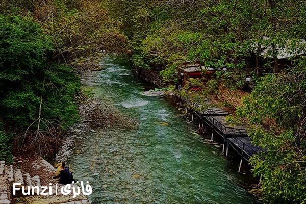 تصاویر روستای برغان کرج فانزی