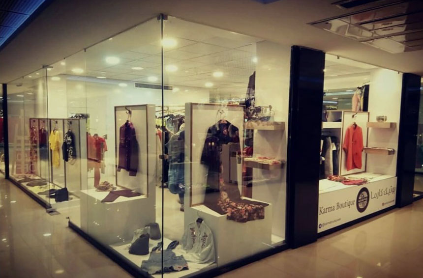 مرکز خرید مبنا فانزی
