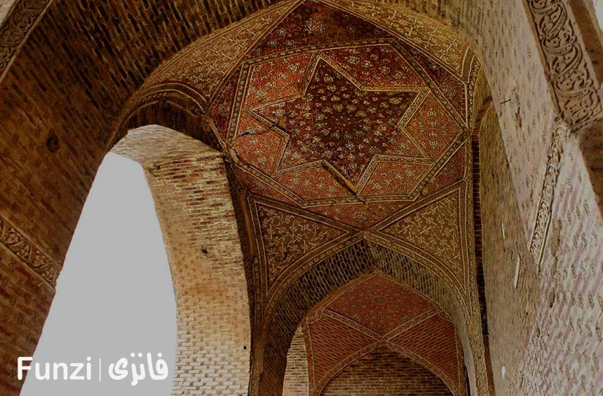 معماری گنبد سلطانیه فانزی