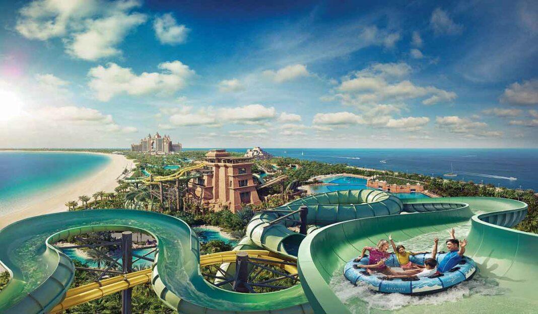 بهترین پارک آبی جهان