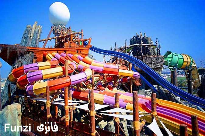 پارک آب دبی