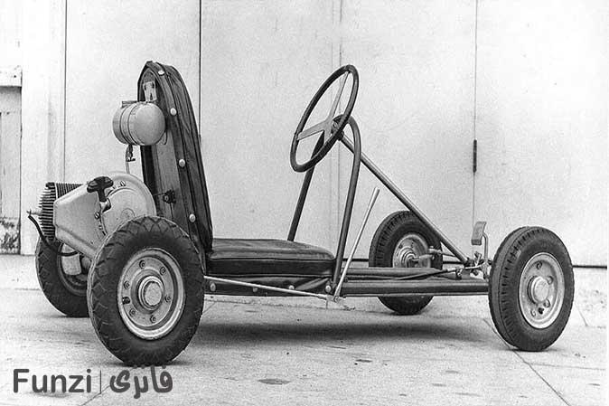 اولین ماشین کارتینگ جهان