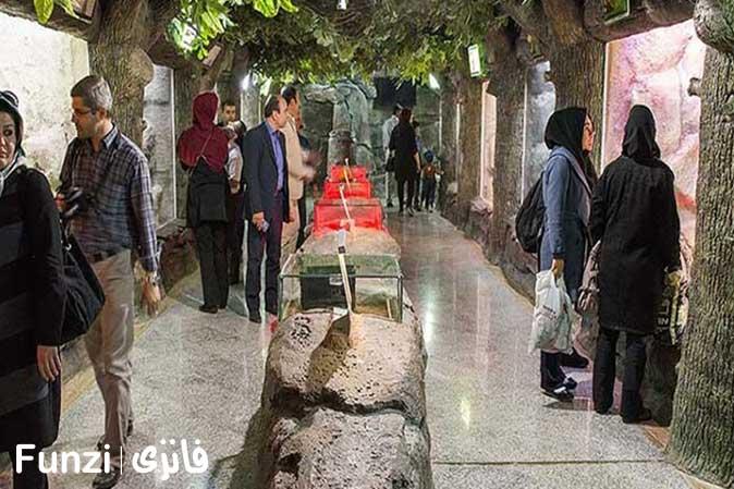 باغ خزندگان ناژوان اصفهان | پارک خزندگان اصفهان