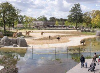 باغ وحش پاریس