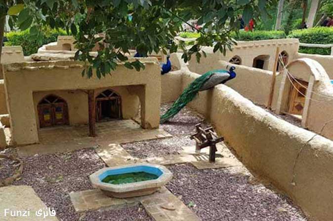 باغ پرندگان اصفهان | پارک پرندگان اصفهان