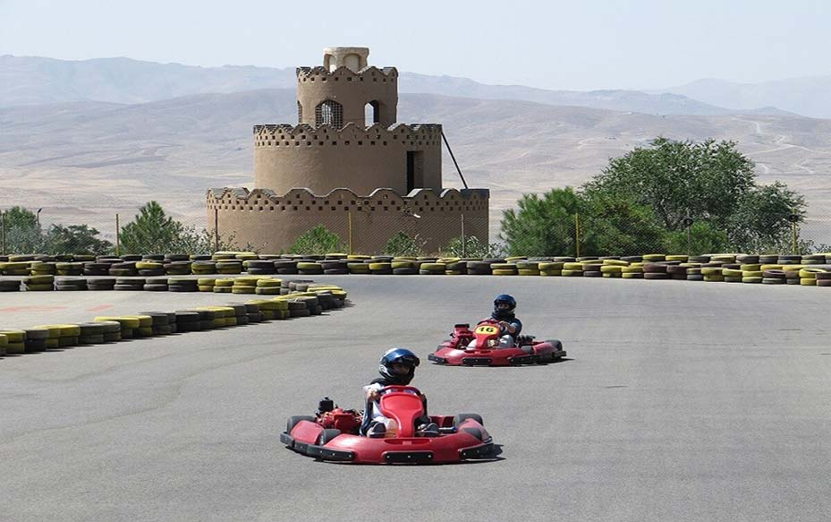 کارتینگ اصفهان