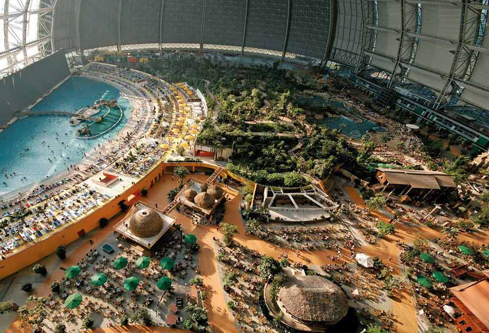بزرگترین پارک آبی جهان