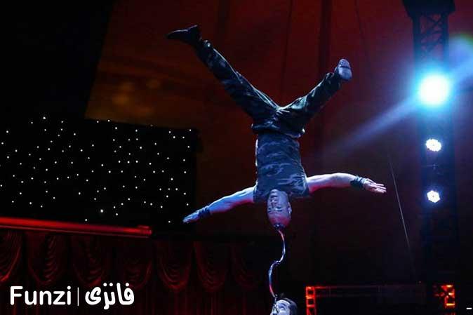 سیرک آفتاب مشهد
