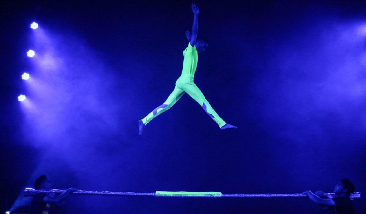 سیرک راشن (سیرک ایران و روسیه)