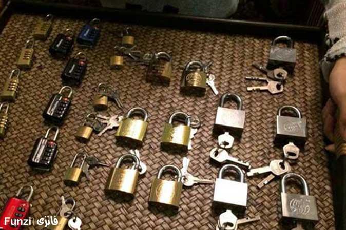 اتاق فرار کلید قفل